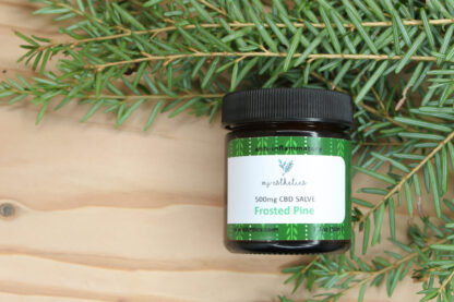 CBD Frosted Pine Topical