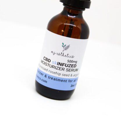 CBD moisturizer Serum