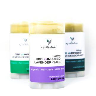 Lavender CBD deodorant