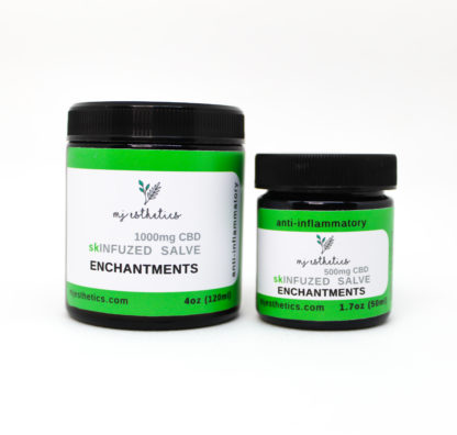 Enchantments CBD salve