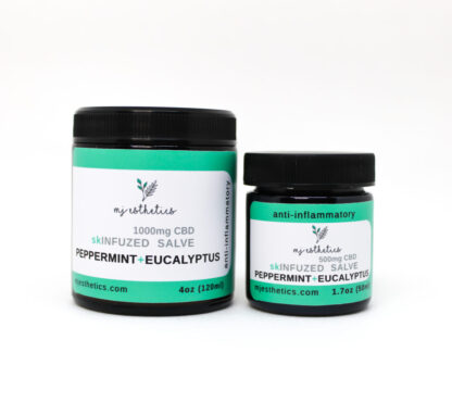 Peppermint Eucalyptus CBD topical